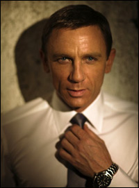 Daniel Craig - The 6th 007
