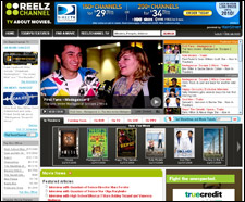 The ReelzChannel Web site