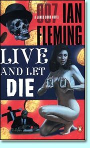 Live and Let Die American Penguin paperback edition