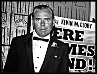 Kevin McClory at a screening of Thunderball in 1965