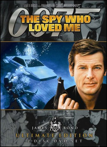 The Spy Who Loved Me Ultimate Edition DVD