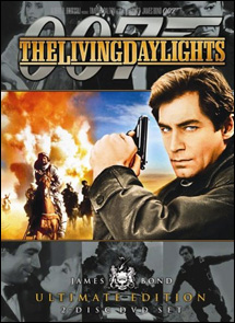 The Living Daylights Ultimate Edition DVD