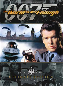 The World is Not Enough Ultimate Edition DVD
