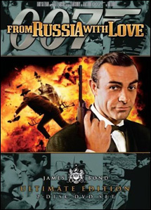 From Russia With Love Ultimate Edition DVD