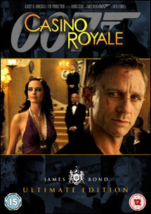 Casino Royale Ultimate Edition DVD
