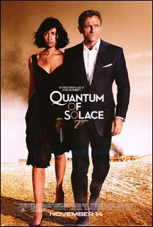 Quantum of Solace Ultimate Edition DVD