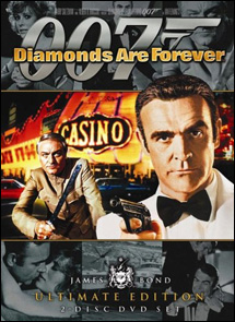 Diamonds Are Forever Ultimate Edition DVD