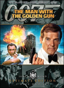 The Man With the Golden Gun Ultimate Edition DVD