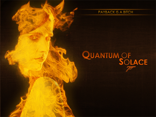 Quantum of solace video game theme song