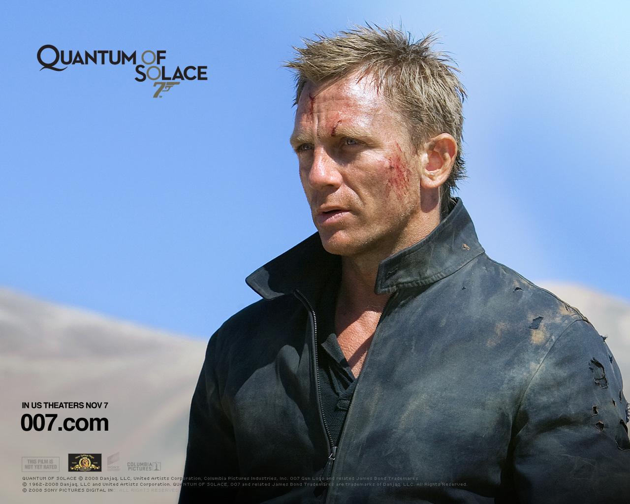 James Bond Movies Quantum Of Solace Wallpaper Universal Exports