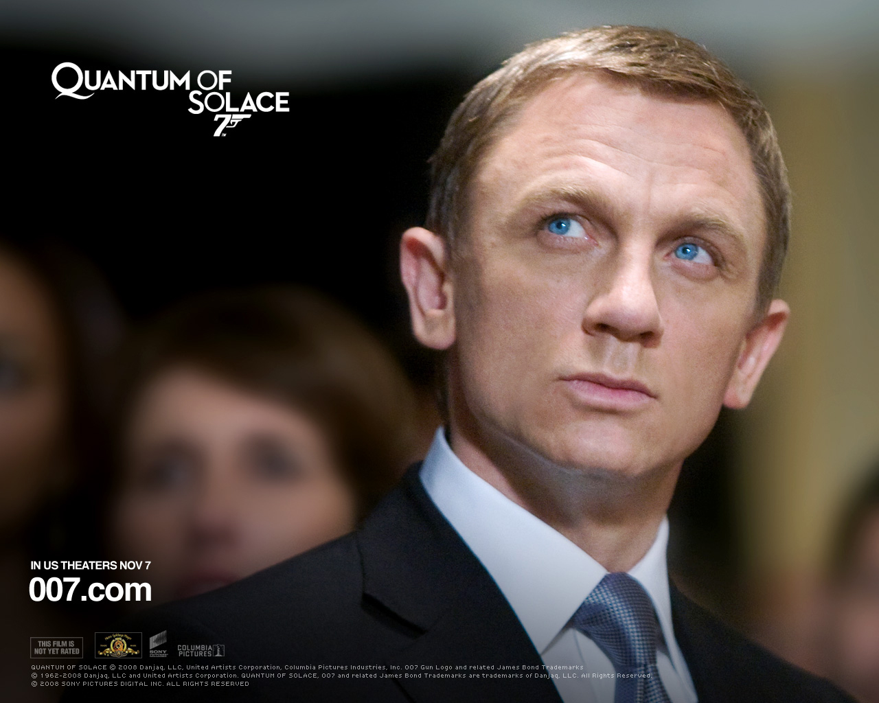 james bond movies: quantum of solace wallpaper @ universal exports