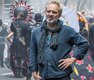 Sam Mendes directs SPECTRE