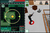 A Screenshot From Activisions Quantum of Solace Video Game for the Nintendo DS