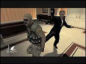 A Screenshot From Activisions Quantum of Solace Video Game