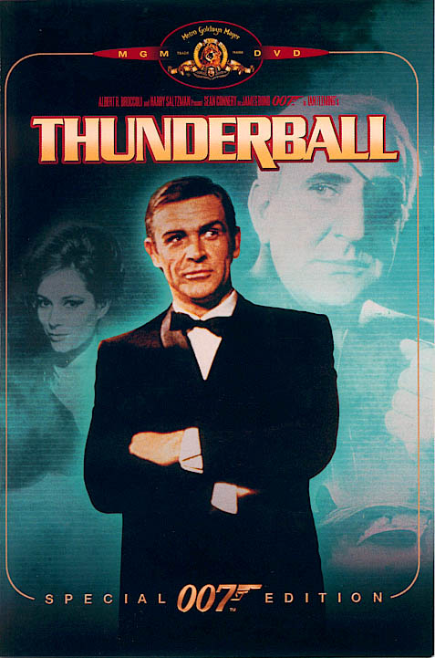 James Bond Movies Thunderball Images Universal Exports
