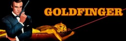 Goldfinger Movie Header Fan Art