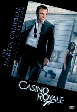 Casino Royale DVD Fan Art - by Nicolas Suszczyk