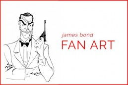 James Bond 007 Fan Art