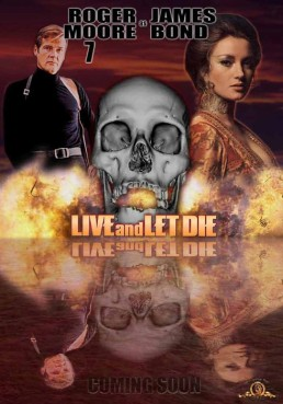 Live and Let Die fan art by Ricky Kennedy