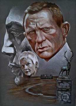 Skyfall fan art by Philip Prendergast