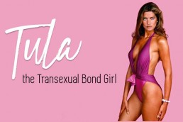 Tula the Transexual James Bond Girl in For Your Eyes Only
