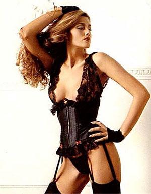 Tula the trans underwear model