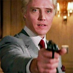 Christopher Walken as Max Zorin in A View to a Kill