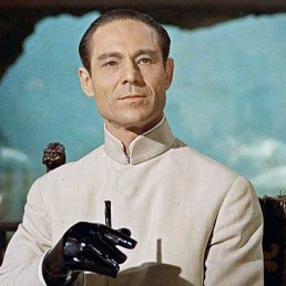 Dr. No - Joseph Wiseman - James Bond Villain