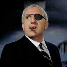 Emilio Largo - James Bond Villain in Thunderball