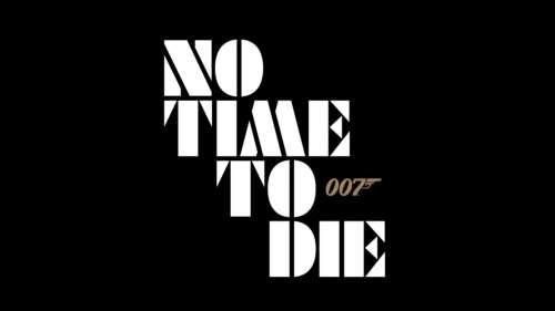 No Time to Die - Bond 25 Title and Logo