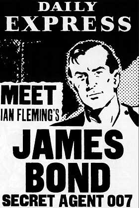 the-daily-express-james-bond-comic