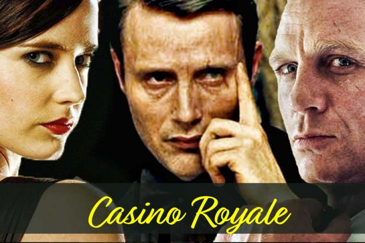Casino Royale Review and Dossier