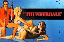 Thunderball fan art